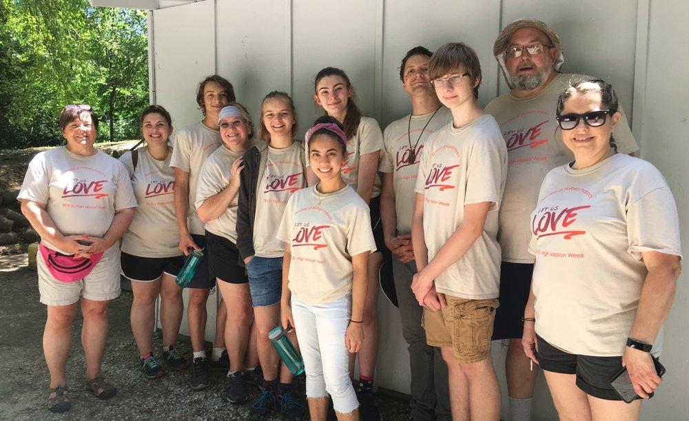 2018-06-27 Sr. High Mission at St. Barnabas 2018 (1).JPG