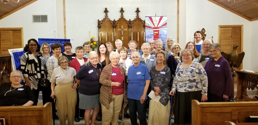 Diocesan Daughters of the King Fall Assembly