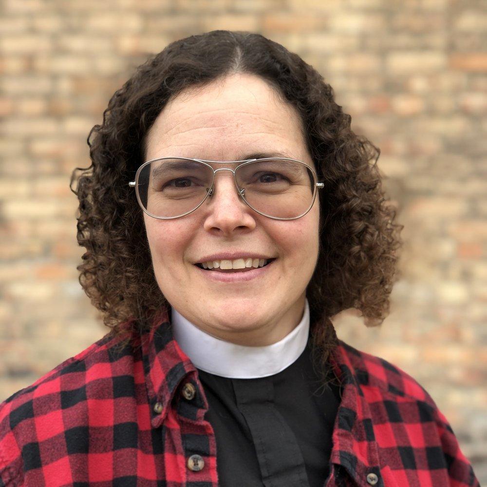 The Rev. Canon Terri Bays, PhD  Missioner for Governance & Transitions  missioner.bays@ednin.org