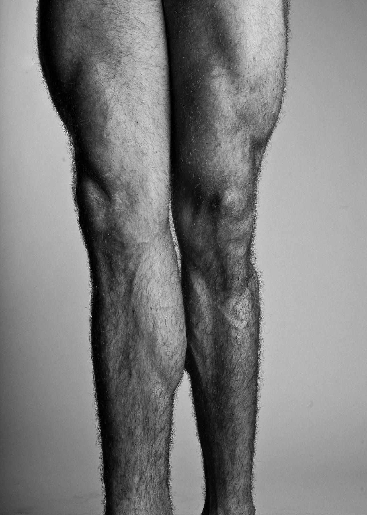 legs of a dancer…