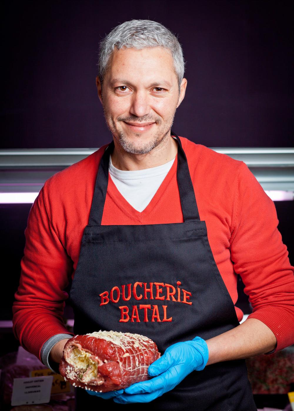 portrait butcher