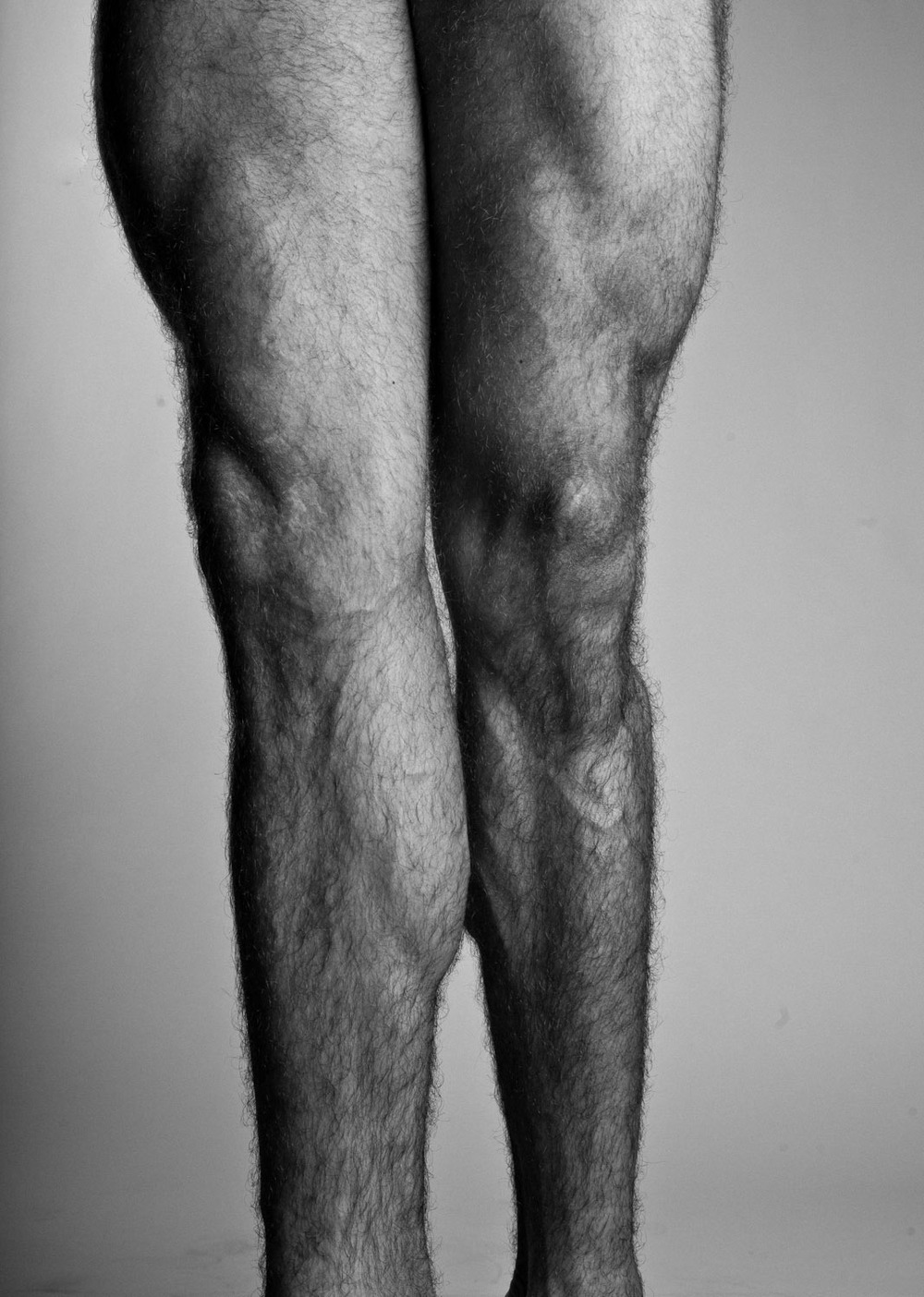 portrait legs