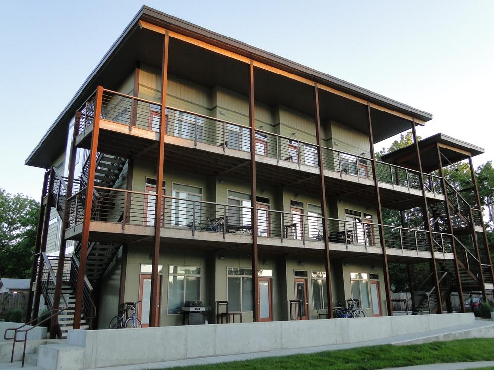 Tecumseh Loft - Exterior