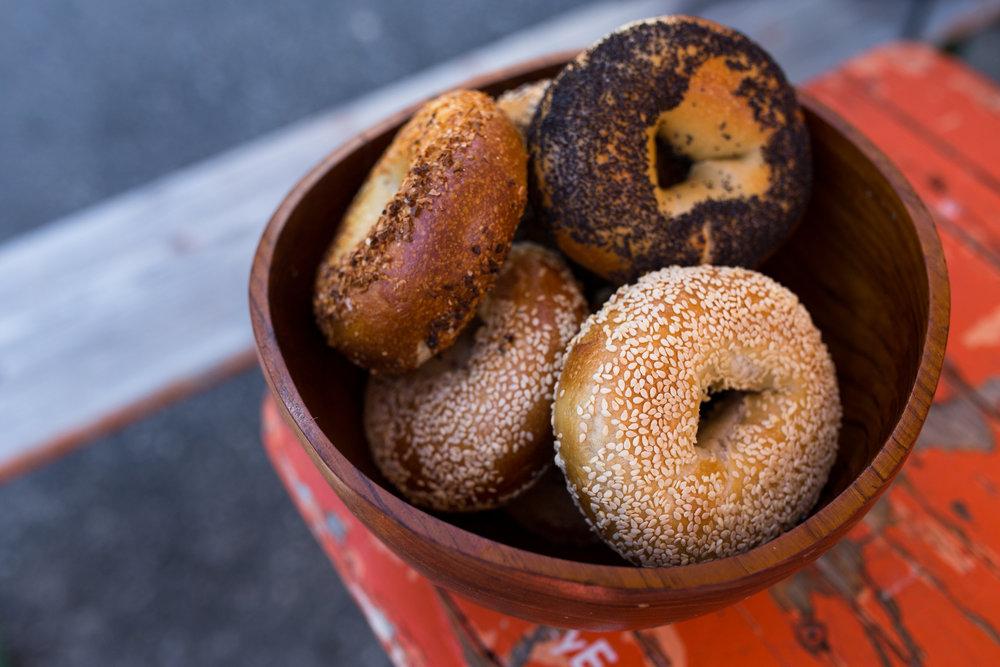 Austin Bagels_Rosen's Bagels