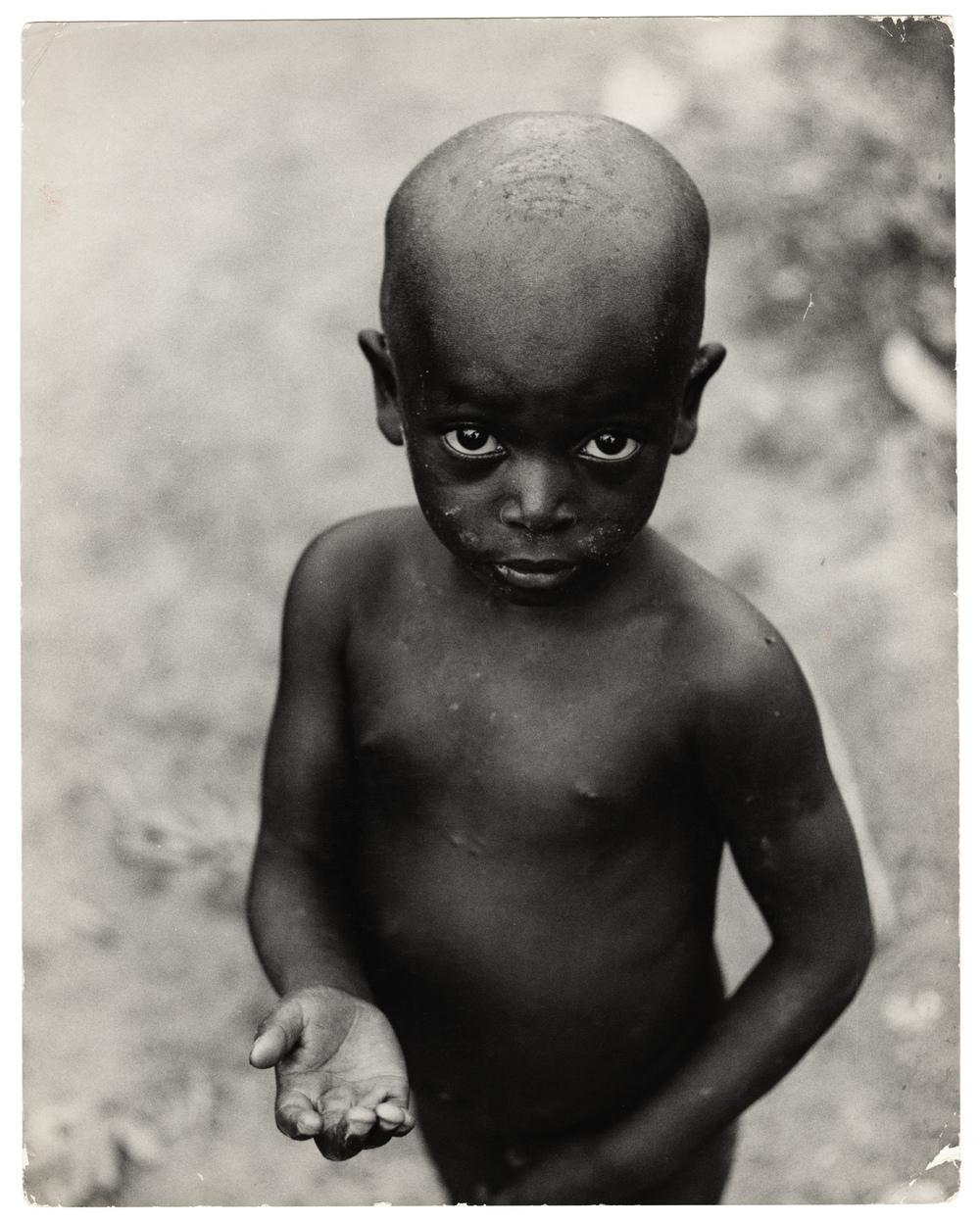 Carlo Bavagnoli, Biafra, c.1968