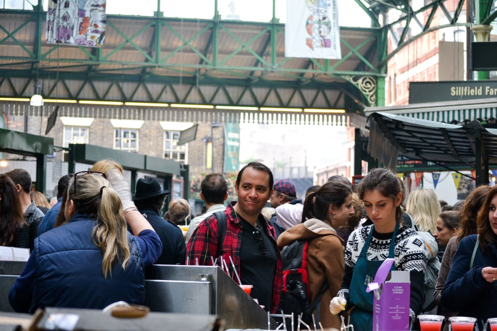 Honest London Borough Market London Bridge review