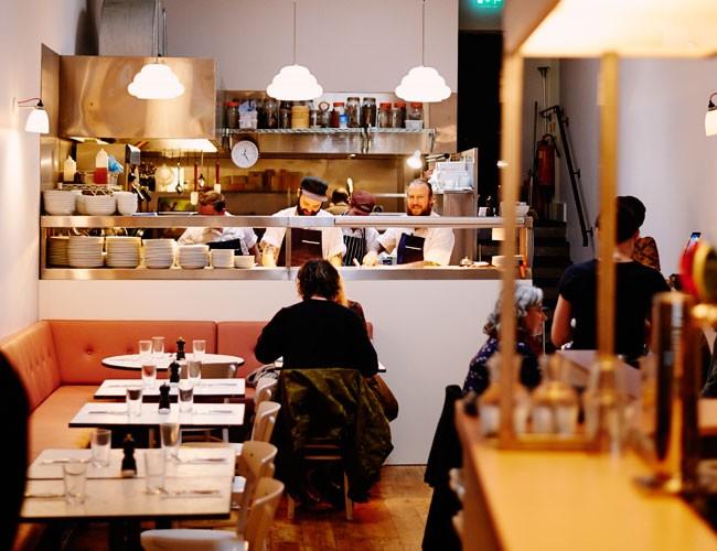 Ritas Bar and Dining Missy Flynn Honest London