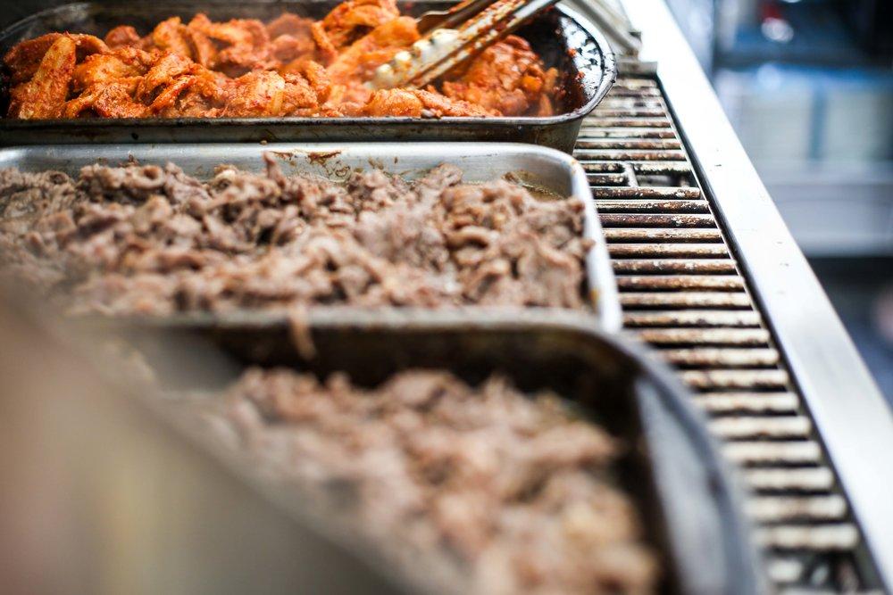 Honest London battle of the bibimbap korean bbq beef Korrito