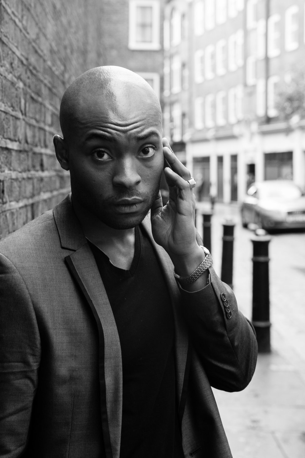 Arinze Kene Honest London interview actor The Pass Fantastic Beasts