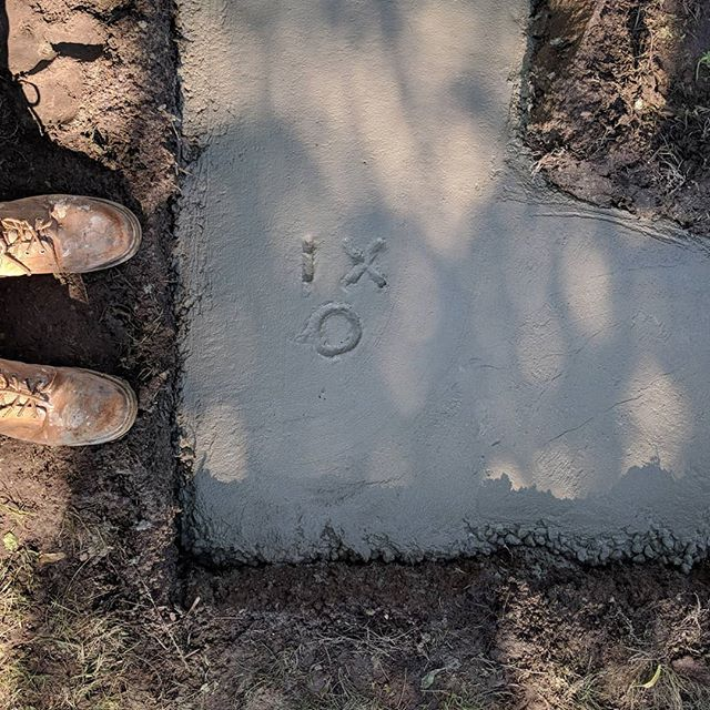 ## Wet Concrete #quarrastone