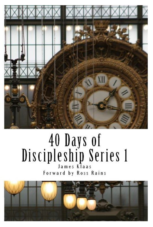 Series 1, The D.N.A. of Discipleship is available as a free download or as a daily email. There is also a second series: the 5 Verbs of Learning