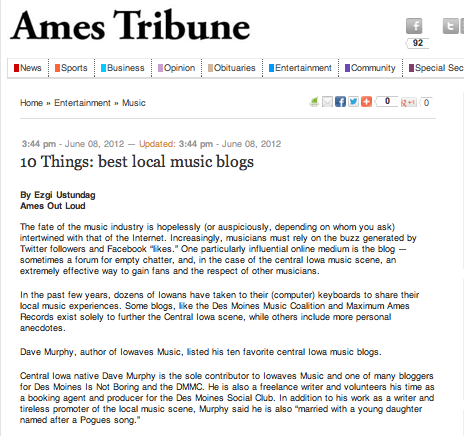 Ames Tribune