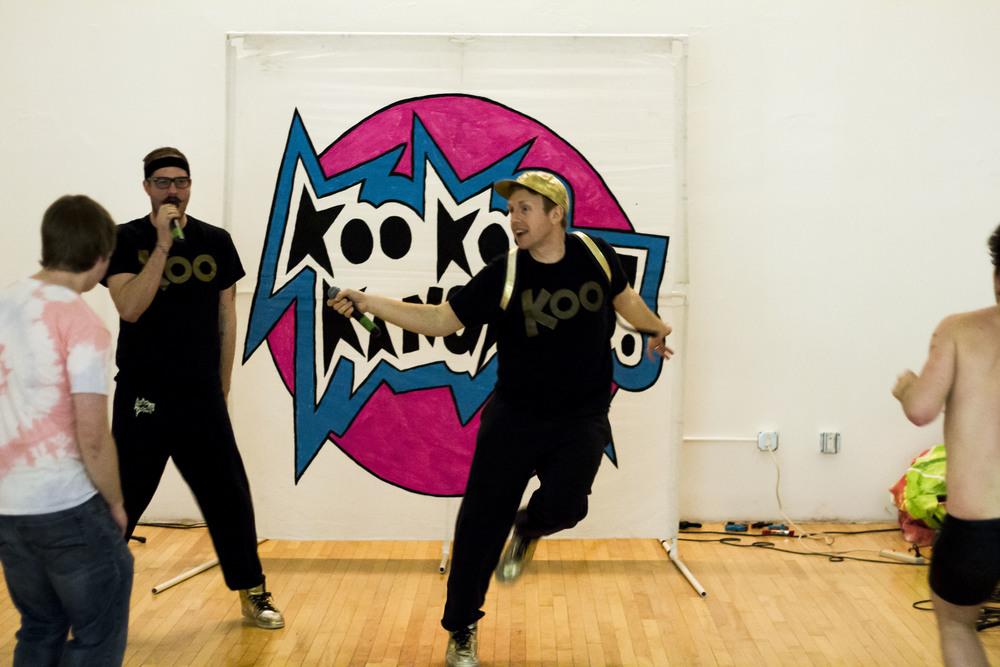 Koo Koo Kanga Roo // Cody Osen