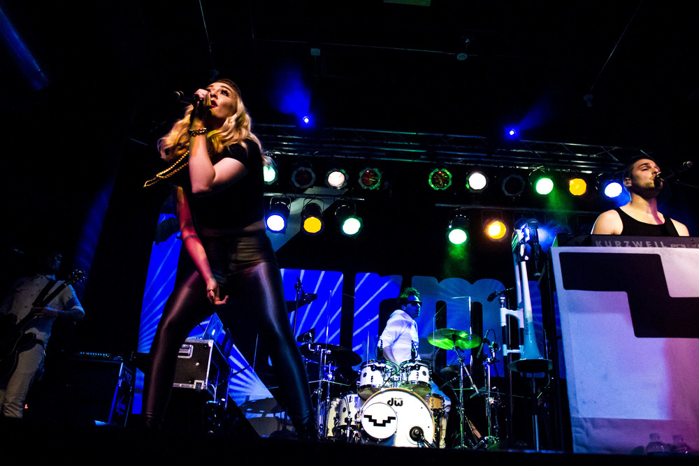 Pop/Hip-Hop YouTube sensation, Karmin, at Wooly's // All photos by Cody Osen