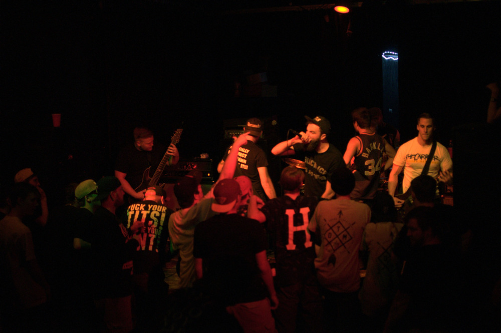 Dividing the Masses // Photos by Rachel Sorenson