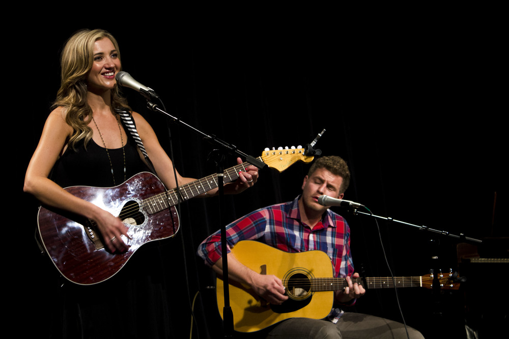 Sarah Darling with Tyler Flowers // Cody Osen