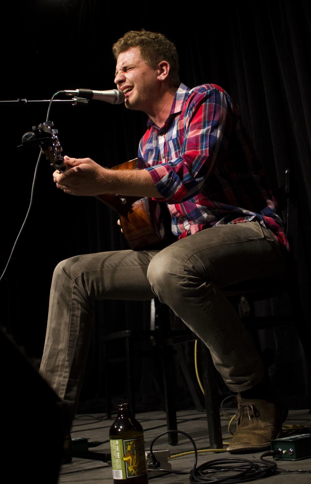 Tyler Flowers // Cody Osen