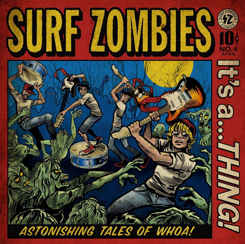 Photo borrowed from The Surf Zombies' Facebook page