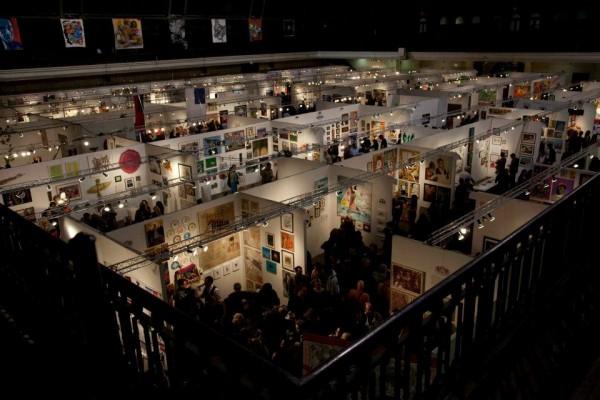 Fountain Art Fair NYC 2013