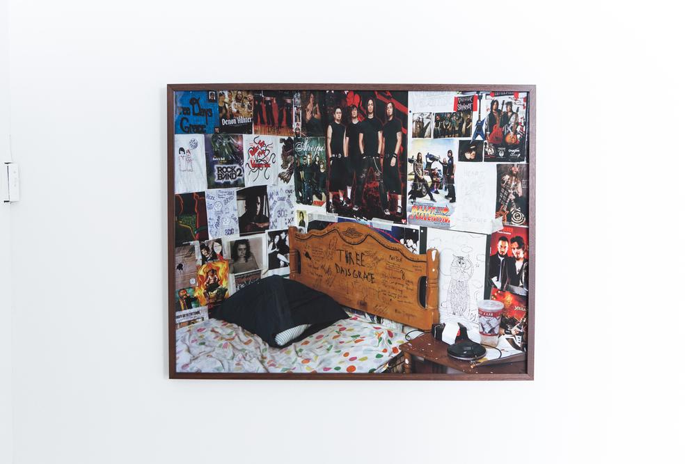 Stephanie's Headboard (Pain Without Love),2011