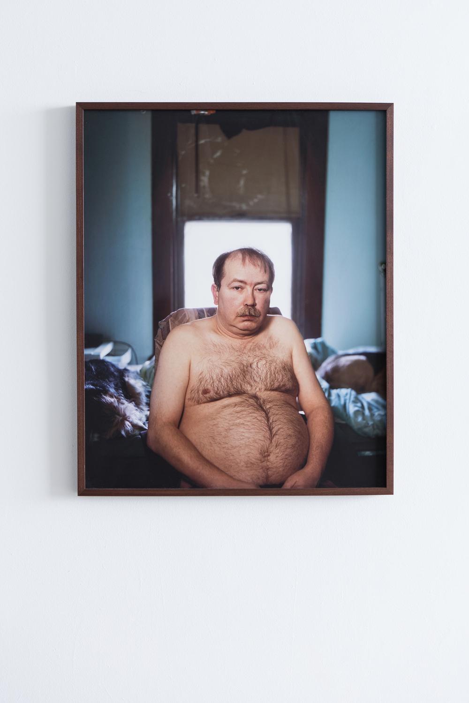My Dad in His Bedroom, 2012