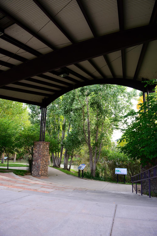 Boettcher Pavilion