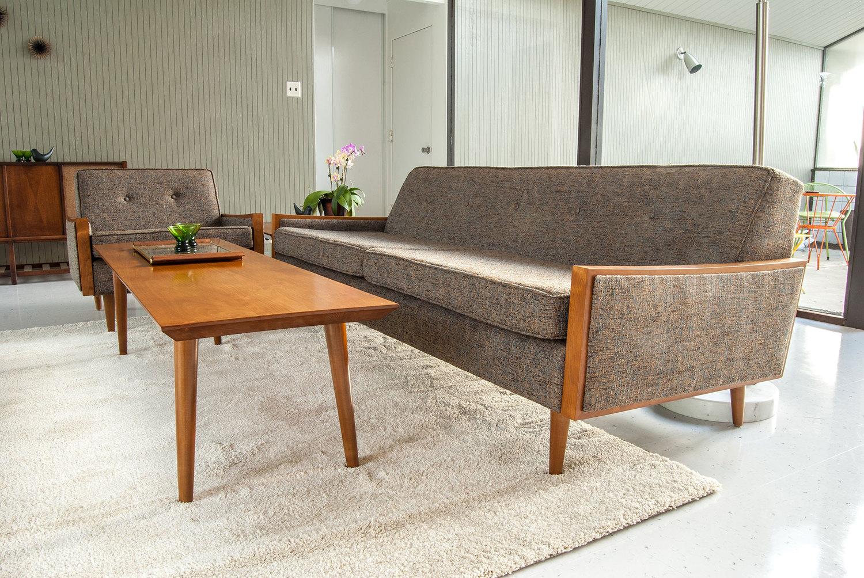 The Tyler Sofa — Casara Modern