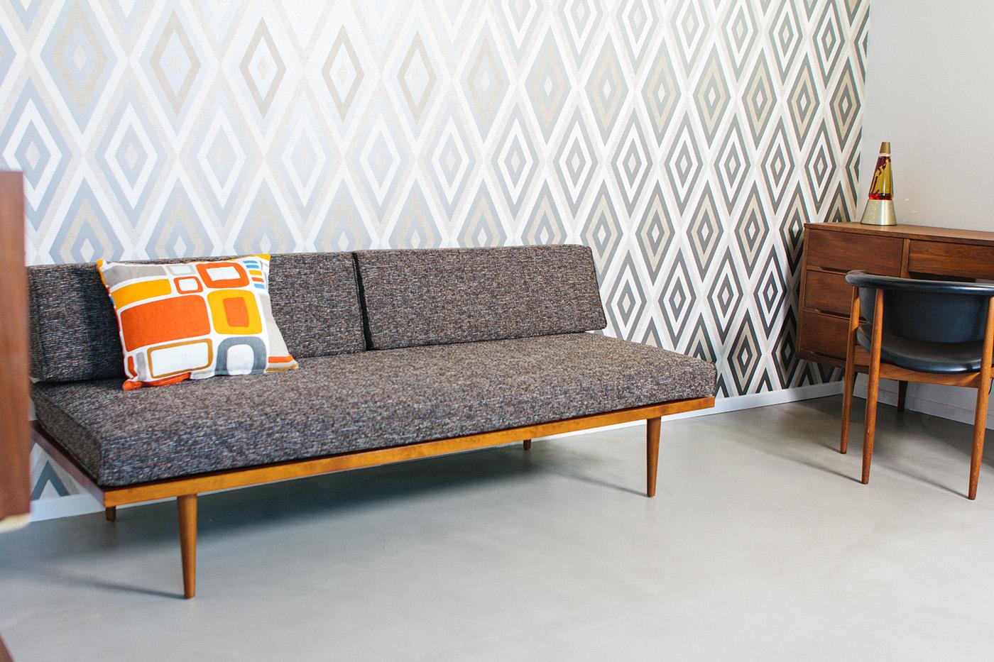 the classic daybed casara modern rh casaramodern com retro danish modern daybed sofa modern white daybed sofa