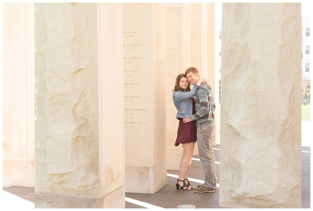 Brandon & Michaela Downtown Columbus Engagement Session6.jpg