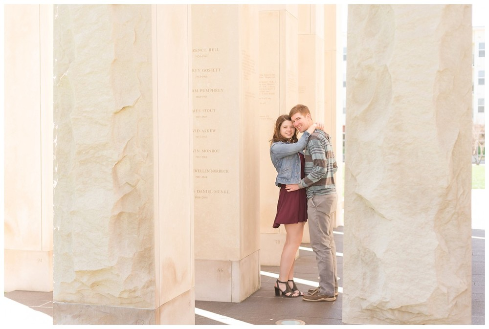 Brandon & Michaela Downtown Columbus Engagement Session35.jpg
