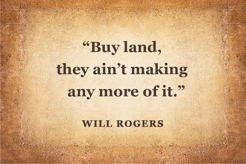 Buy land_Will Rogers quote.jpg