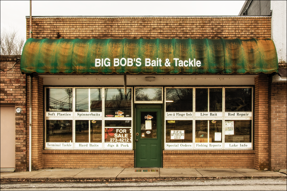 Bait and tackle shop and business in Gainesville, Missouri