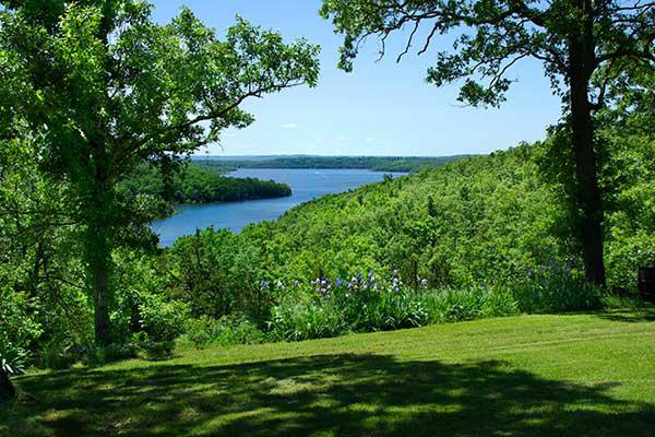 Theodosia Marina on Bull Shoals Lake