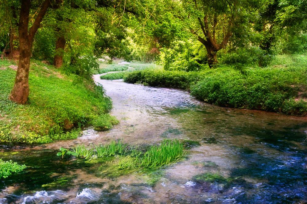 Hodgson Mill Stream