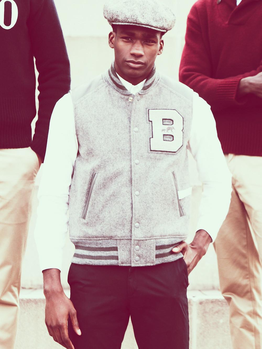 BKc Grey Matter Varsity Vest