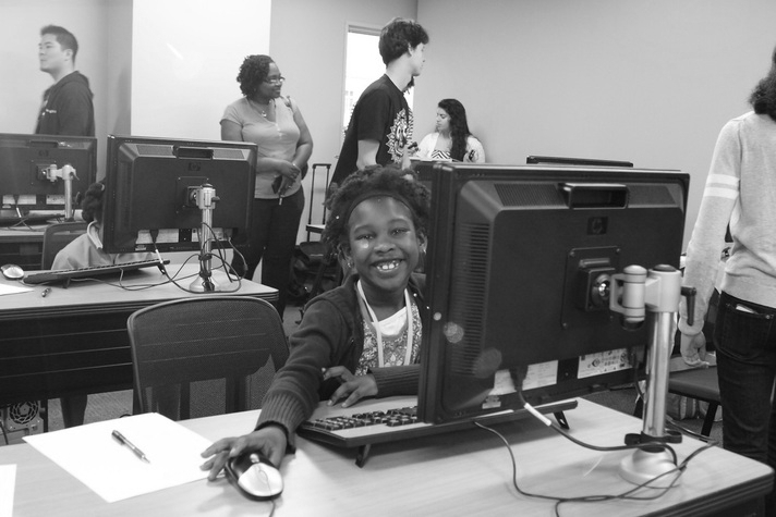Source: Black Girls Code, Summer of Code Campaign