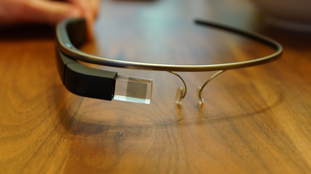 Photo from: http://en.wikipedia.org/wiki/Google_Glass