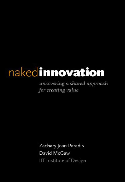 Naked Innovation byZachary Paradis and David McGaw