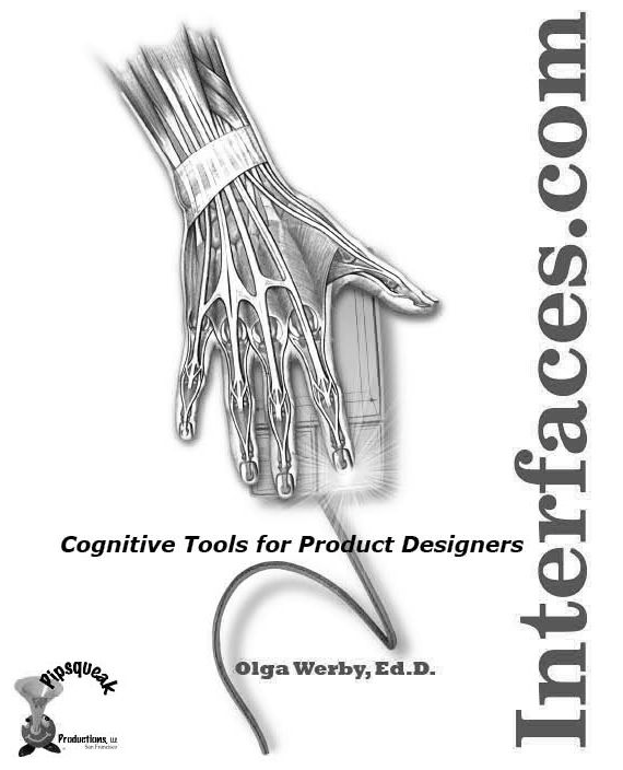 Interfaces.com: Cognitive Tools for Product Designers by Olga Werby