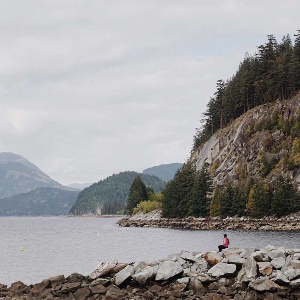 British Columbia Tourism --sea to sky highway