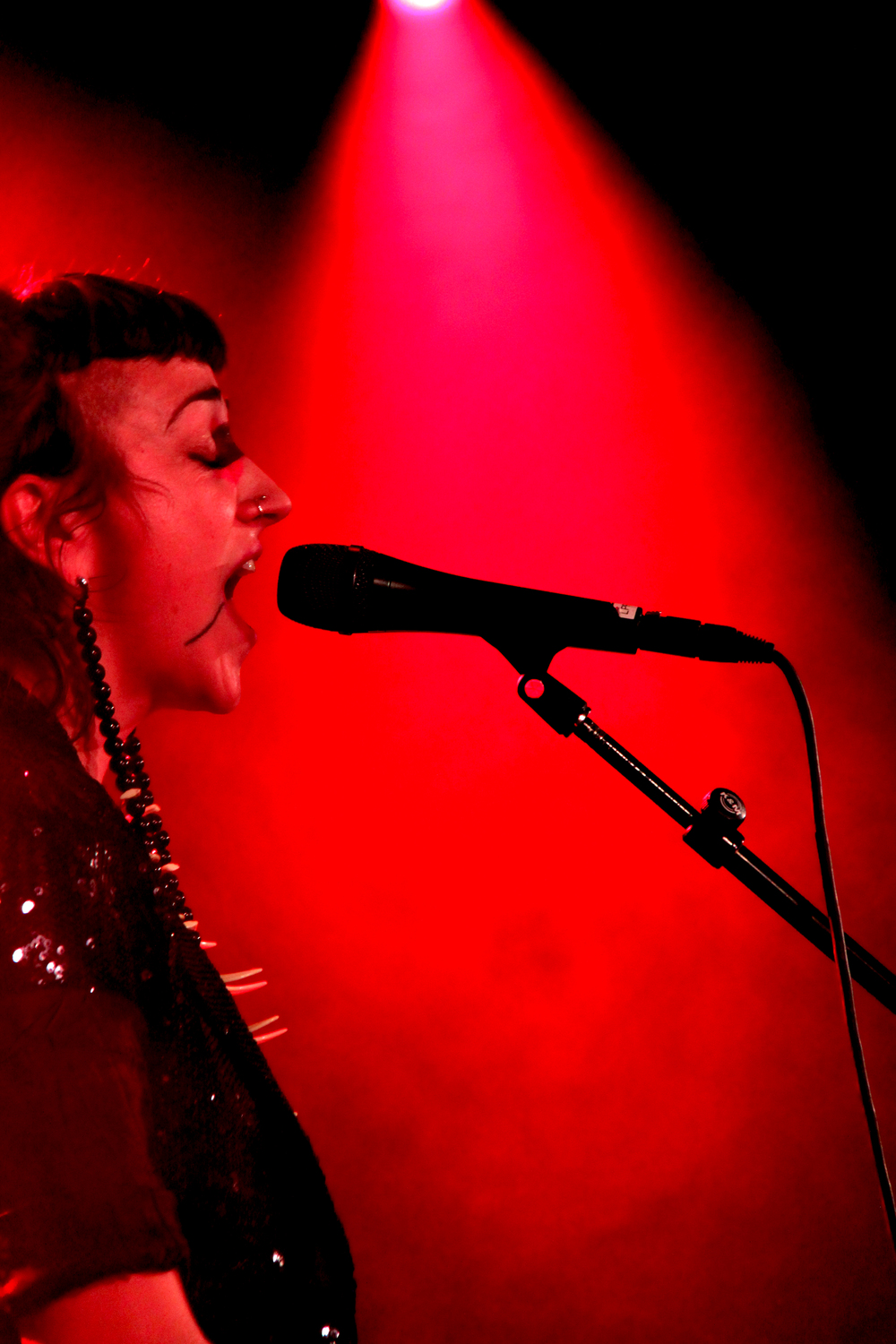 Hiatus Kaiyote  Le Poisson Rouge, NYC