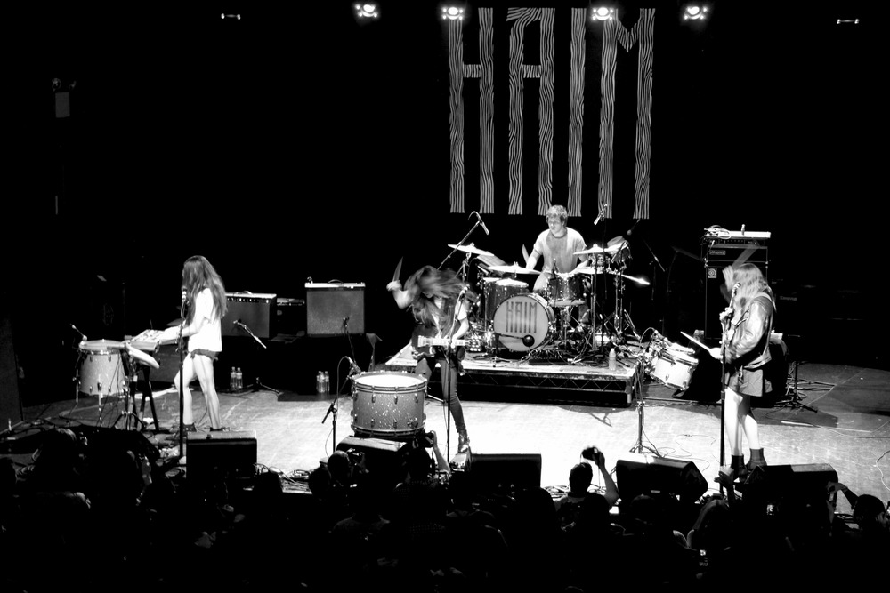 Haim  Webster Hall, NYC