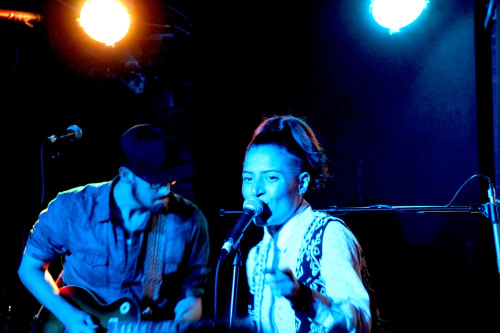Emily King  Mercury Lounge  NYC