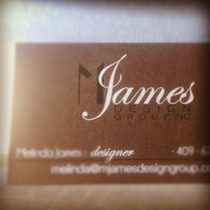 2 - M James Design Group  Business Card Actual.jpeg