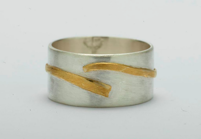 Gold Wrapped Band