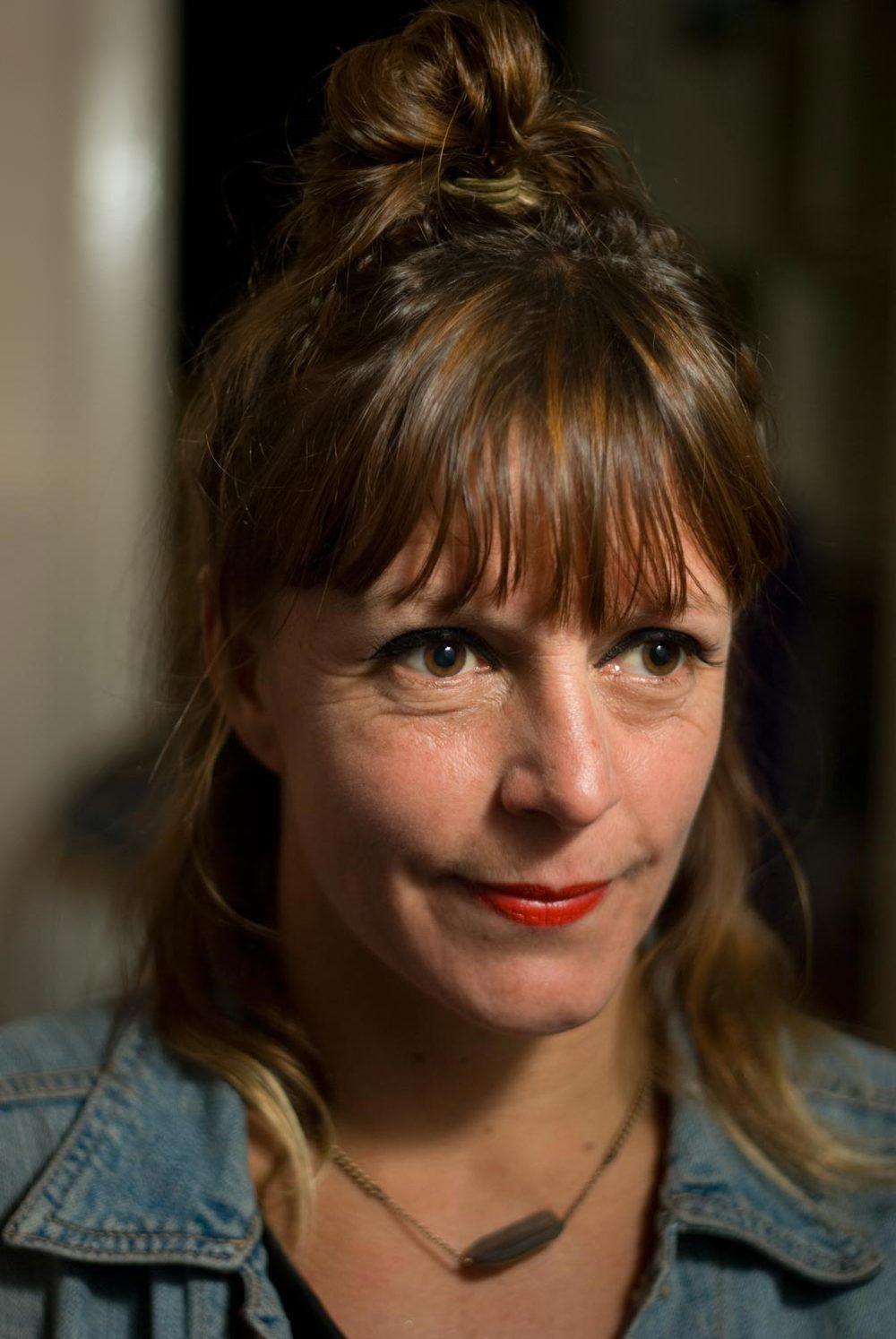 Adrienne Truscott