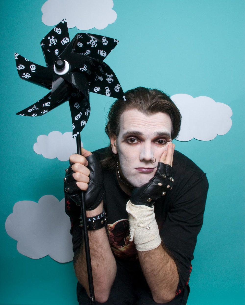 Damian Crow