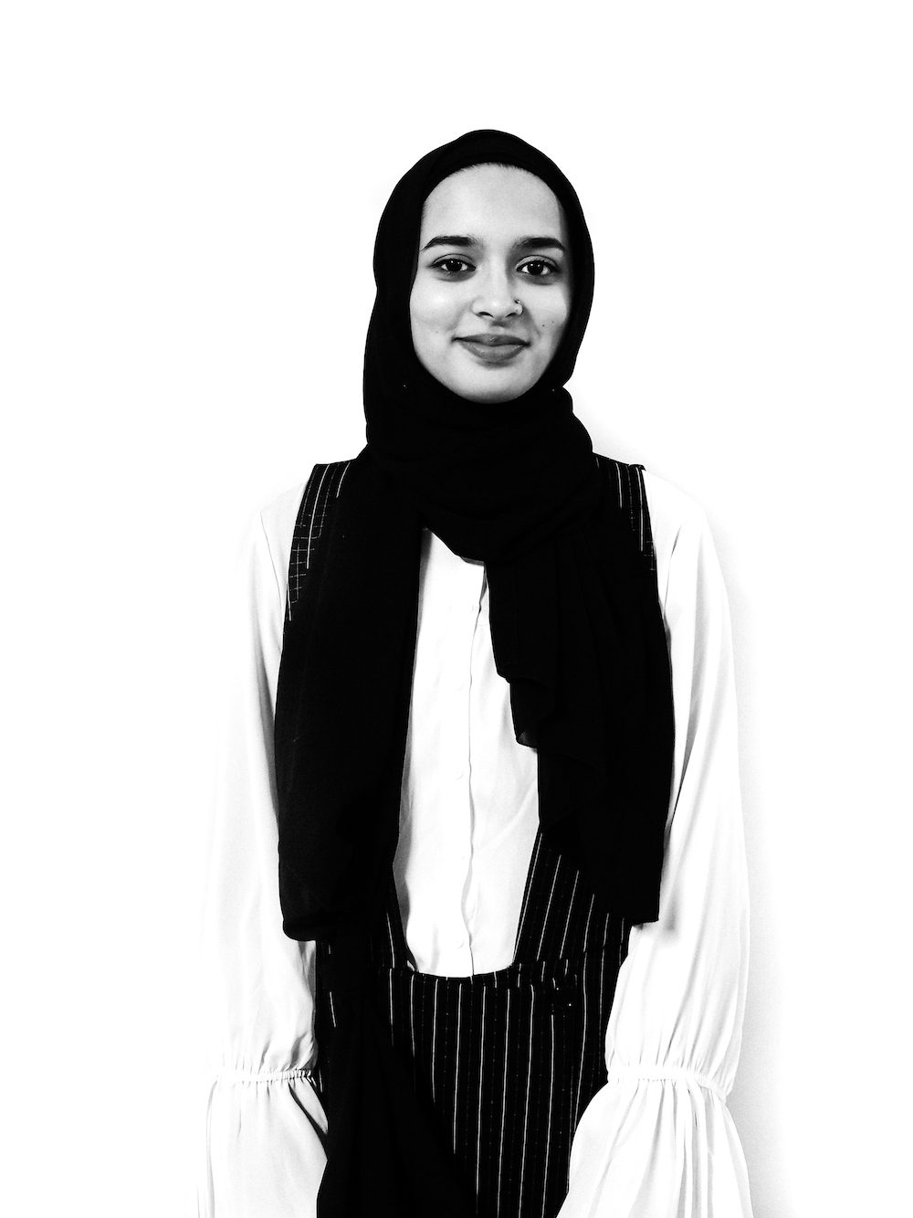 Zaynub Siddiqui - Muslim CohortSponsor: Muslim Community CenterZaynub Siddiqui is a West Coast native that now resides in Maryland. A lover of art since her childhood, she strives to create pieces that are impactful to others. She is training under Haji Noor Deen in the art of Arabic Calligraphy. Zaynub has had two exhibitions in Washington, DC, and was the youngest artist to be featured in 2017 Baltimore's Artscape, the nation's largest street festival. As a teenage Muslimah in today's society, she hopes to use her talent to inspire others while exploring the sacred through art and the sacredness in art.Instagram: @peachy.zee