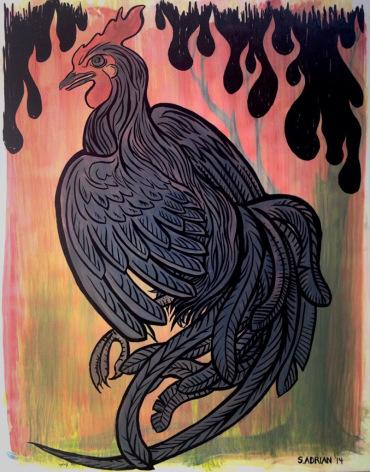 Big Black Cock (Cerridwin)