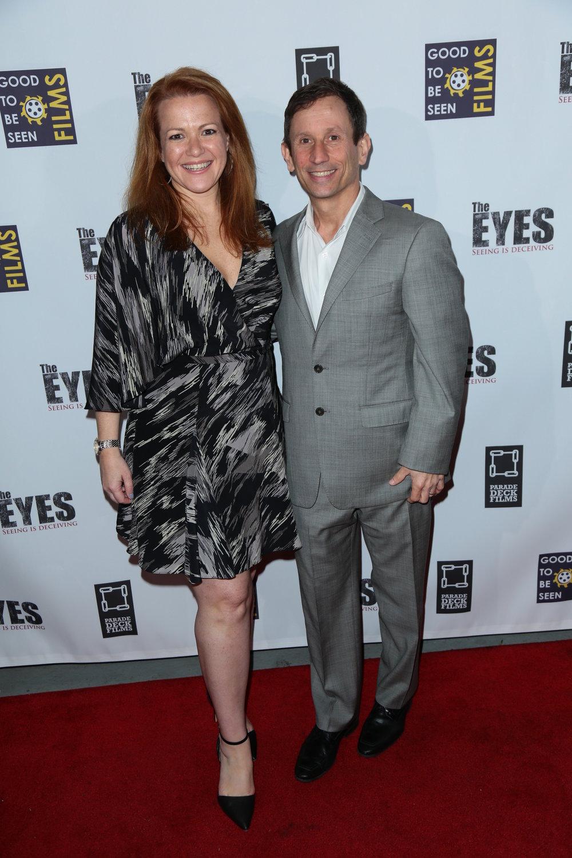 Executive Producer Christie Botelho Director Robbie Bryan.JPG